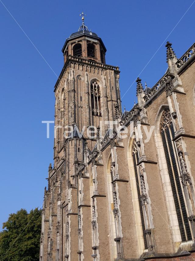 St Lebuïnus Church in Deventer, The Netherlands