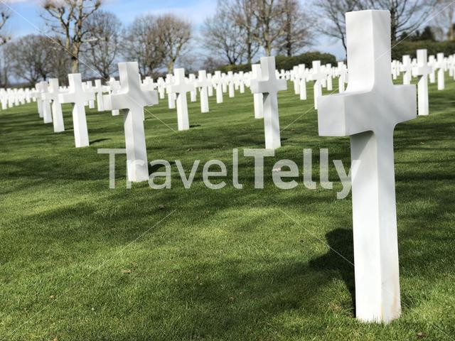 World War II Cemetery, Margraten, Netherlands