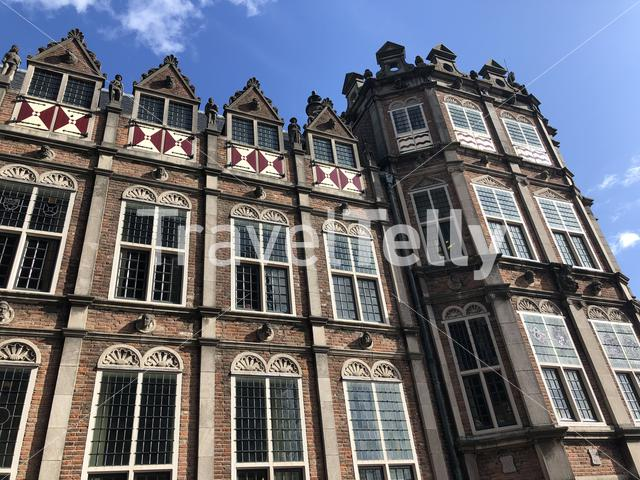 City hall of Arnhem in Gelderland, The Netherlands