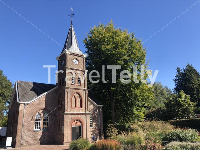 Church in Laag-Keppel, Gelderland The Netherlands
