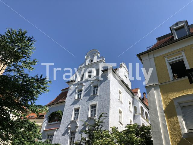 Housing in Regensburg, Germany