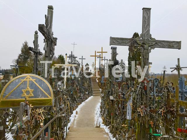 Hill of crosses, Kryziu Kalnas