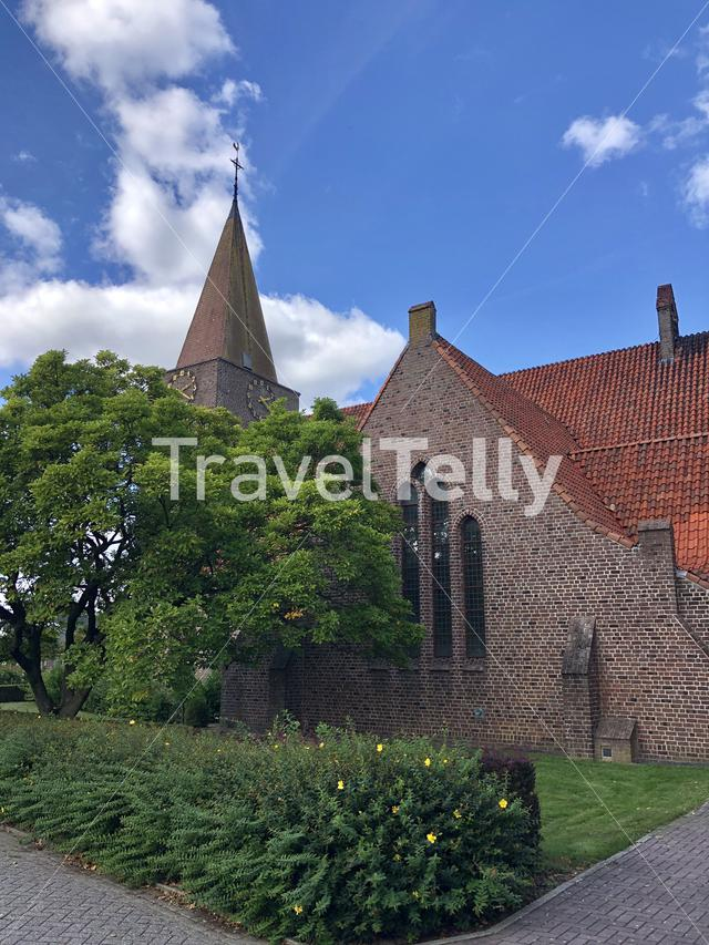 Church in Megchelen, Gelderland, The Netherlands