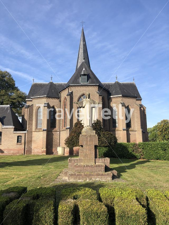 St. Martinus church in Beek Gem Montferland, The Netherlands