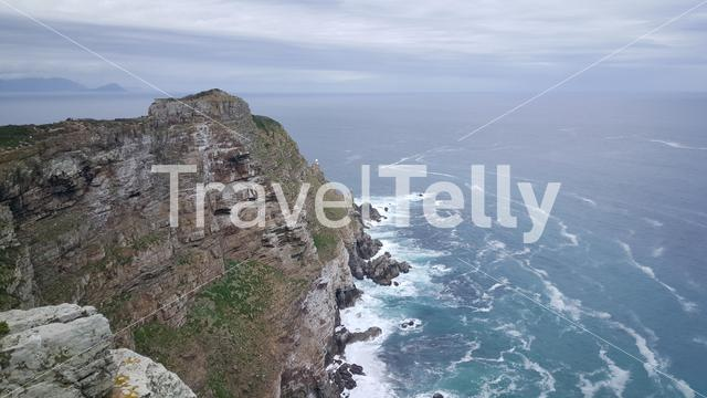 The Cape of Good Hope in South Africa