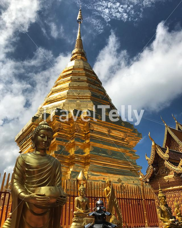 Wat Phra That Doi Suthep, Thailand