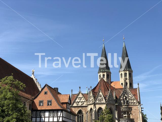 St. Martin Church in Braunschweig, Germany