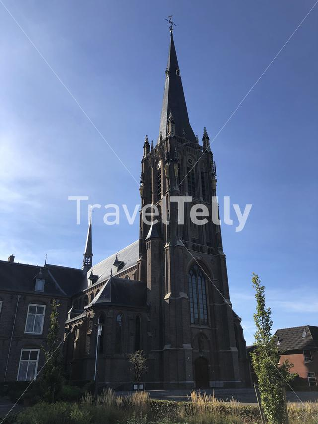 St. Werenfridus church in Zieuwent, The Netherlands