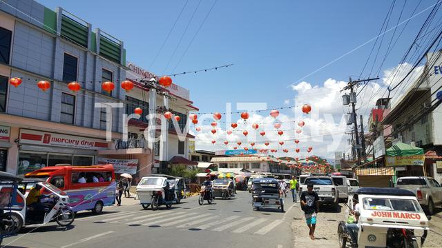 China Town in Puerto Princesa City