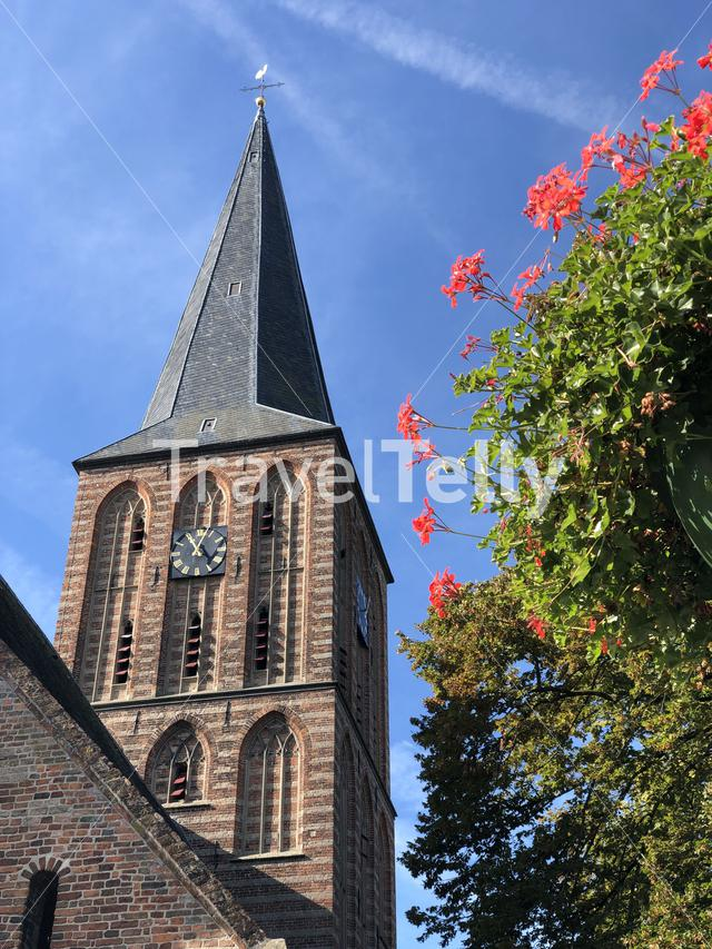 Remigius church in Hengelo Gelderland, The Netherlands