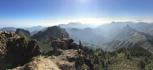 View from Roque Nublo