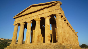 Temple of Juno a 5th-century BCE Greek temple in Agrigento, Italy