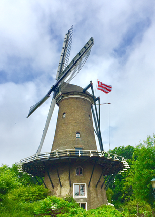 Windmill from Piet Alkmaar