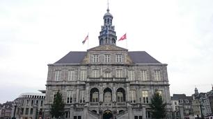 The city hall in Maastricht, The Netherlands