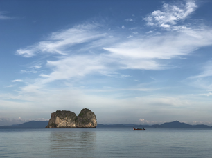Koh ma seen from Koh Ngai in Thailand