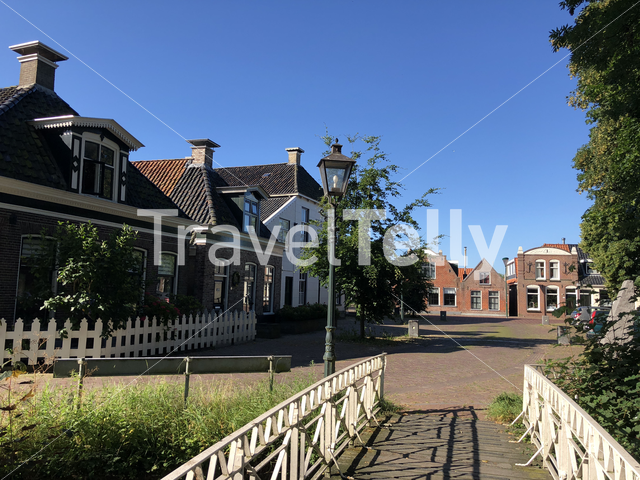 Housing in Nijland, Friesland The Netherlands